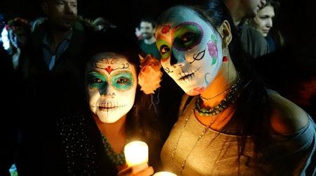 SF weekend events: Día de los Muertos, Snowbomb Festival & Discovery Day at AT&T