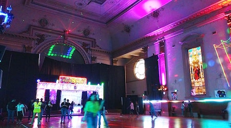 Church of 8 Wheels, Fillmore's church-turned-roller-rink, turns 5