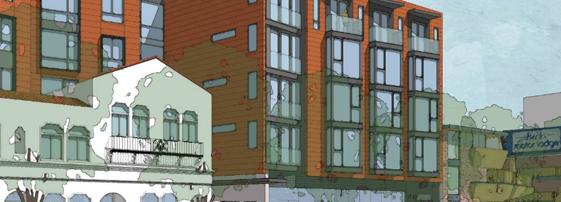Redevelopment Of Market Street Funeral Home Gets Fast-Tracked