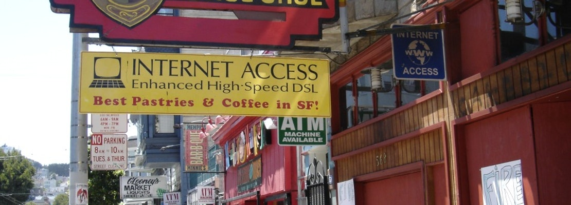 Remembering The Horseshoe, Quite Possibly The Nation's First Internet Cafe