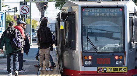 Muni's aboveground T-Third line to go bus-only for much of next 4 months