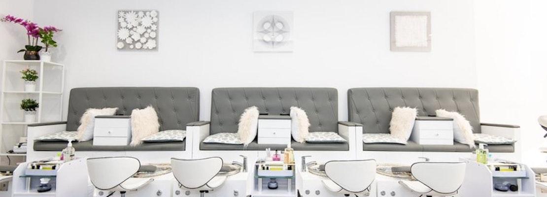 Spa Spazio Nail Salon II now open in Lincoln Park