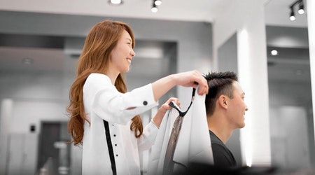 Siblings open up new hair salon in Ellicott City: Hair Coco
