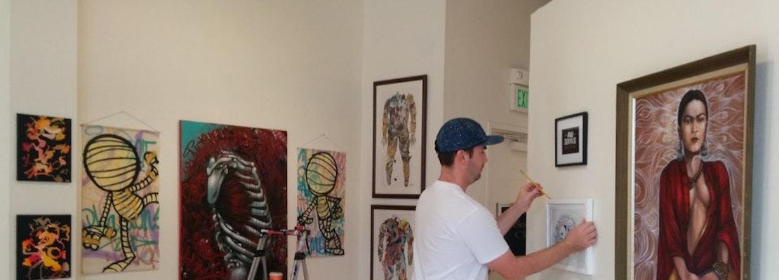 Tomorrow: 1AM Gallery Benefit To Help Precita Eyes Muralists Purchase Longtime Studio