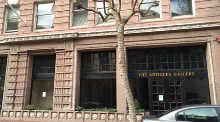 Another Gallery Gone: Lebreton Moves Out Of Jackson Square