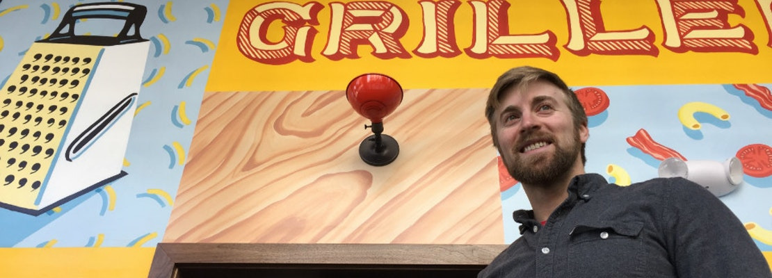 Opening Monday: The American Grilled Cheese Kitchen's Battery Location