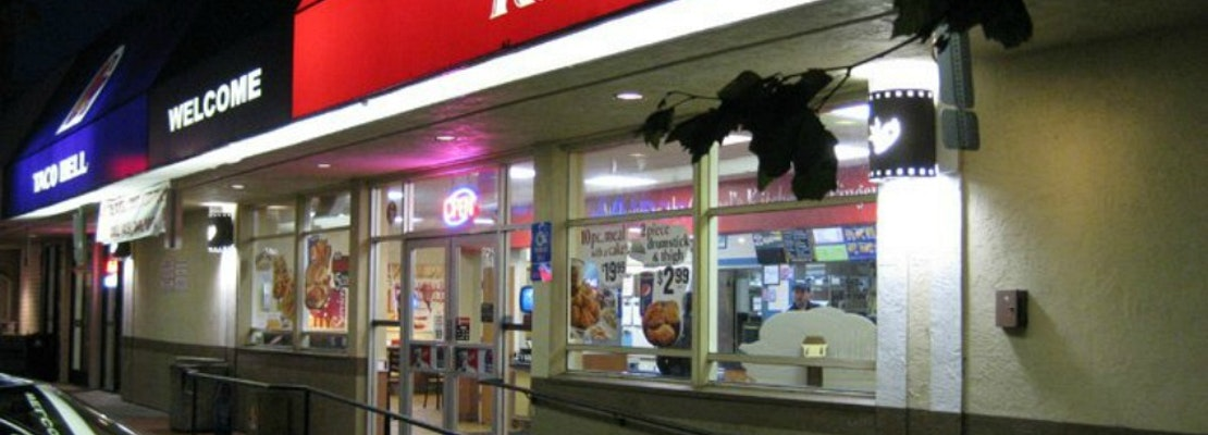 KFC/Taco Bell At Geary & Steiner, Taco Bell On Lombard Have Shut Down