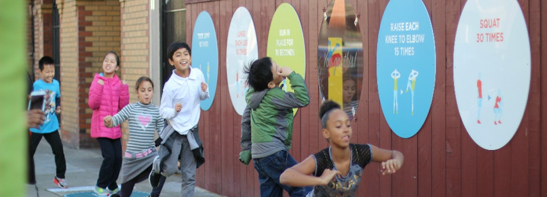 With Super Bowl 50 Grant, Tel-Hi Constructs 'Happy' Neighborhood Play Space