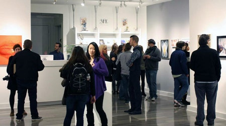 Event Spotlight: North Beach First Fridays Opens Doors To Local Art