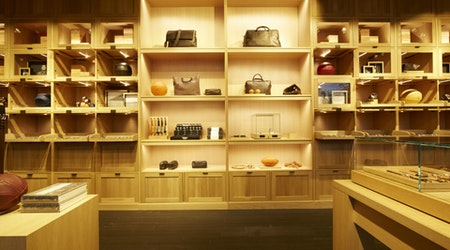Shinola Opens In Jackson Square, With Pop-Up Partner Filson