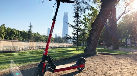 Scooter companies' differing rain policies leave some SF riders high and dry