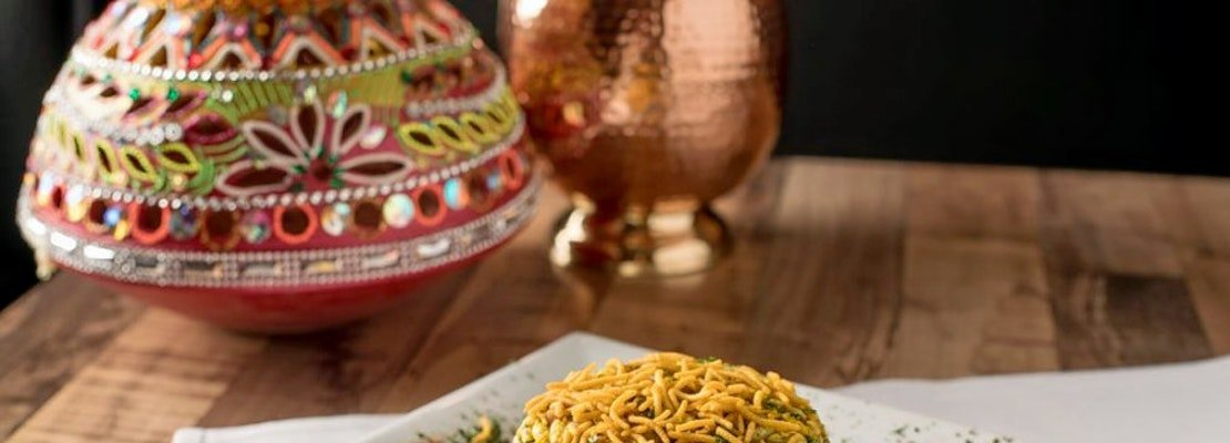 New Columbia Heights Indian spot Bombay Street Food opens its doors