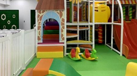 Nest Indoor Playground now open in Van Nuys