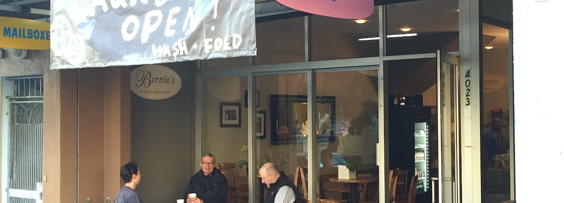 Bernie's Coffee Now Open At 18th And Castro