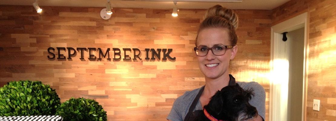 Inside September Ink, A Hidden Home For Letterpress On Leavenworth