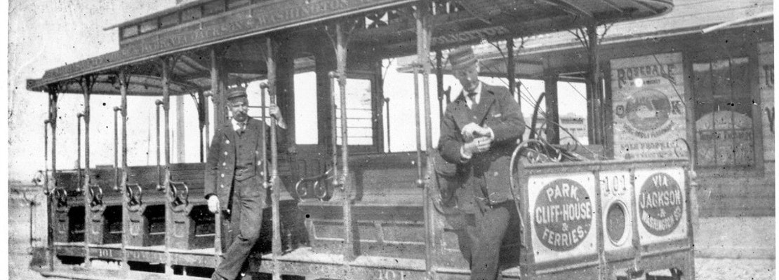 How Cable Cars Became An Exclusively San Francisco Treat