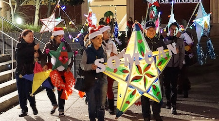 SF weekend events: Parol Lantern Festival, holiday runs, a dog holiday party, more