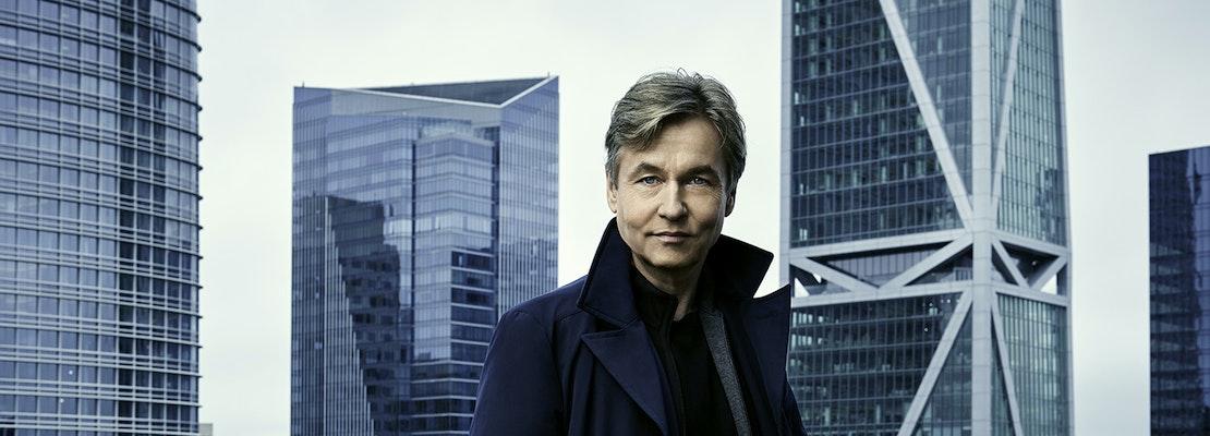 SF Symphony names new music director: Esa-Pekka Salonen