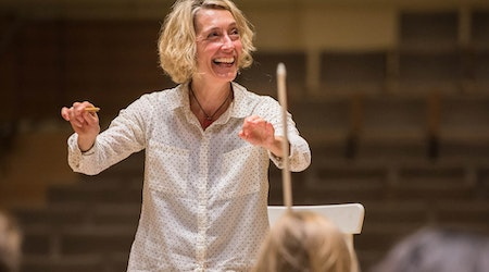 SF conductor Nicole Paiement on 'The Little Prince' and being a female leader in opera