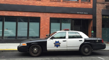 FiDi & North Beach Crime Roundup: Sugar Dispenser Assault, Many Muggings
