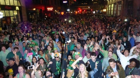 Event Spotlight: Front Street St. Patrick's Day Block Party
