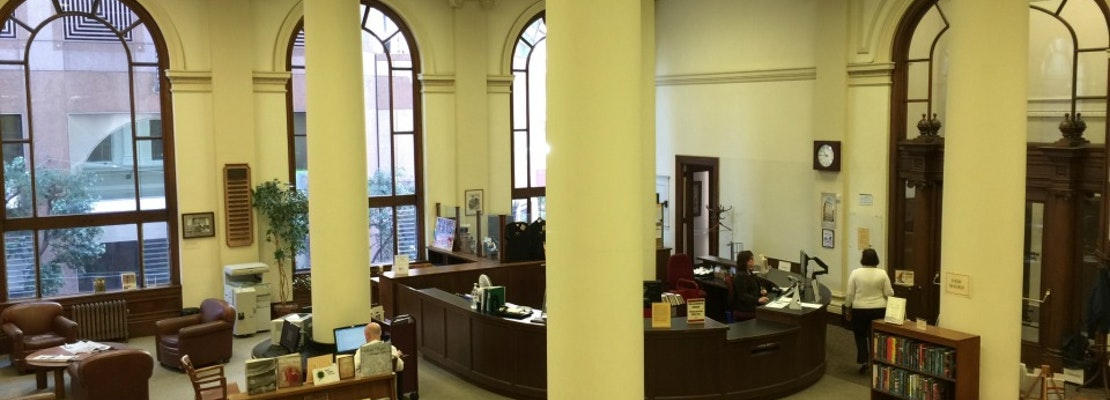 Secretly Awesome: Inside The Mechanics' Institute, A FiDi 'Cultural Hub'
