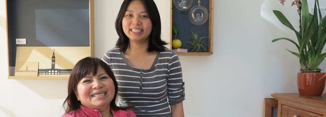 Meet The Mother-Daughter Duo Behind Russian Hill's Soapbox Cafe