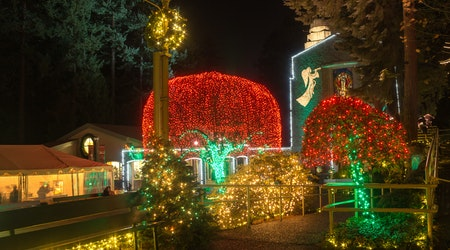 Holiday travel: Portland hosts the Festival of Lights, with cheap flights from Harrisburg
