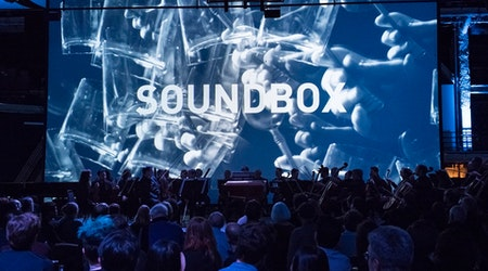 Secretly Awesome: Soundbox, SF Symphony's immersive, underground performance series