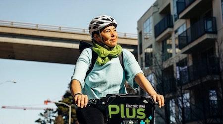 Tomorrow: Ford GoBike adds e-bikes to East Bay fleet