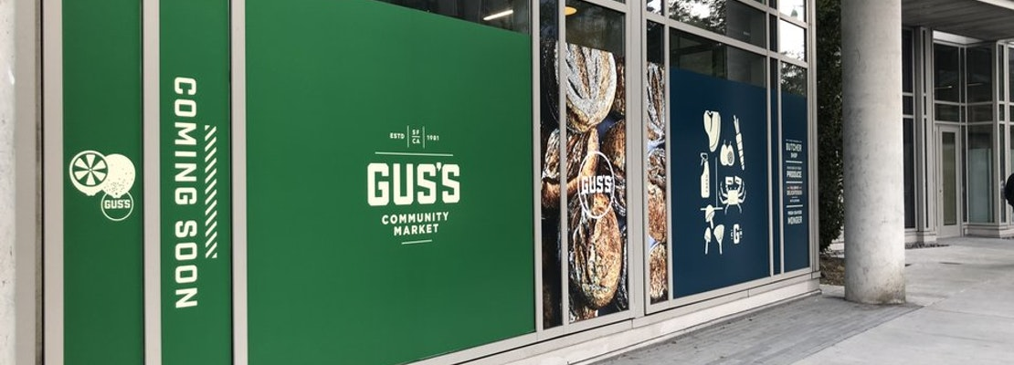 Gus's Community Market to open new Mission Bay store this month