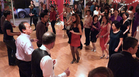 In 55 Years, The Sunset's Pick School of Ballroom Dancing Hasn't Missed A Beat