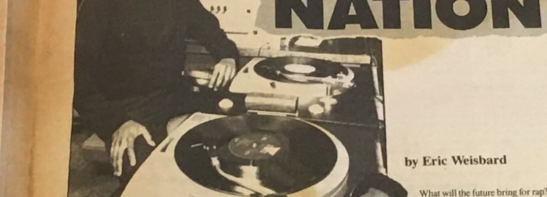 DJ Marcus Clemmons Recounts The Early Days Of Bay Area Hip-Hop On KPOO