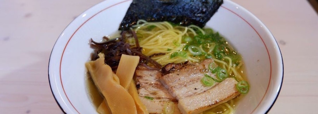 Iki Ramen makes Koreatown debut, with authentic ramen and more