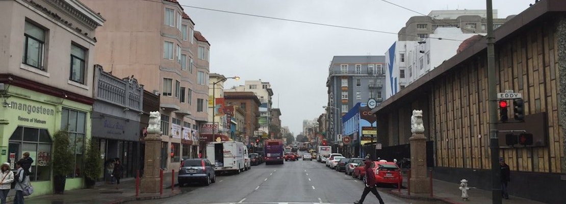 New Art Installations, Street Banners Coming Soon To The Tenderloin
