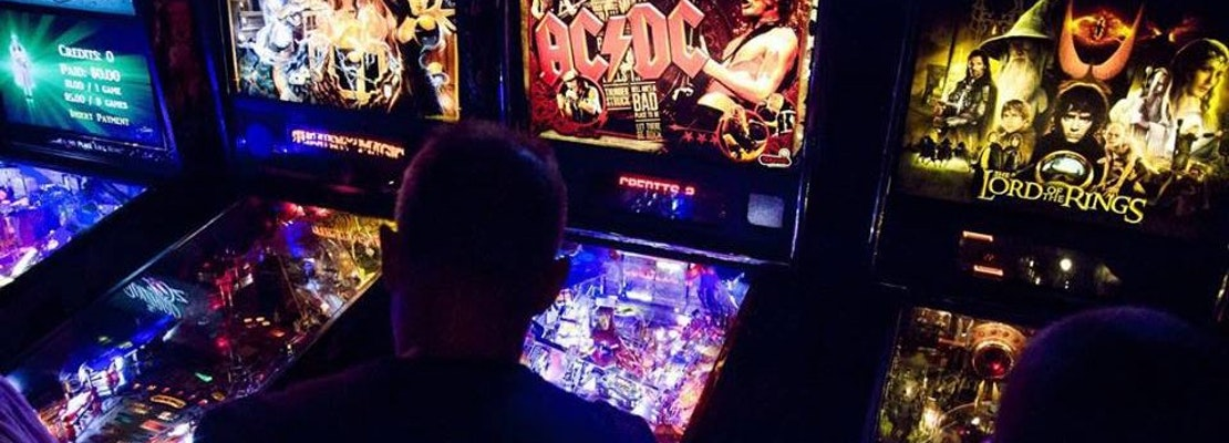 'Coin-Op Game Room' Plots 4th & Bryant Arcade Bar