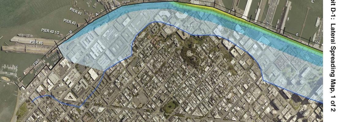 SF Port Says Seawall Fix Will Cost Up To $5 Billion
