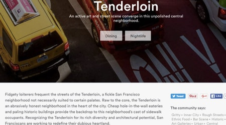 As With The Rest Of SF, Most Tenderloin Airbnb Rentals Are Illegal