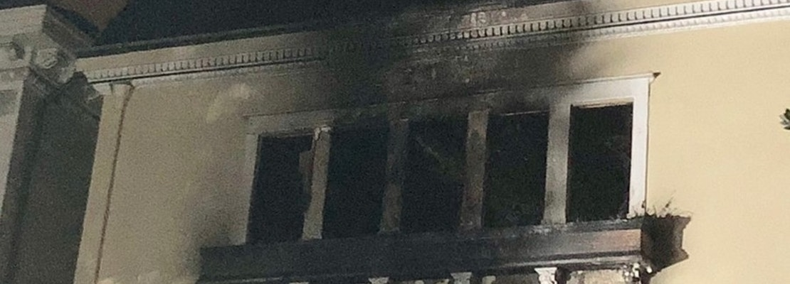 Monday morning fire in Presidio Heights kills 1, injures 2 [Updated]