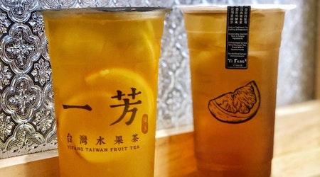 Yifang Taiwan Fruit Tea makes San Francisco debut in Stonestown Galleria