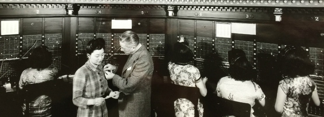 Plugged In: The Fascinating History Of The Chinese Telephone Exchange
