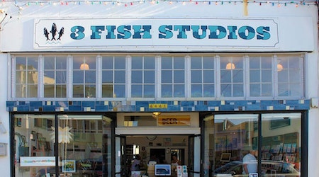 Inside The Outer Sunset's Colorful, Whimsical 3 Fish Studios