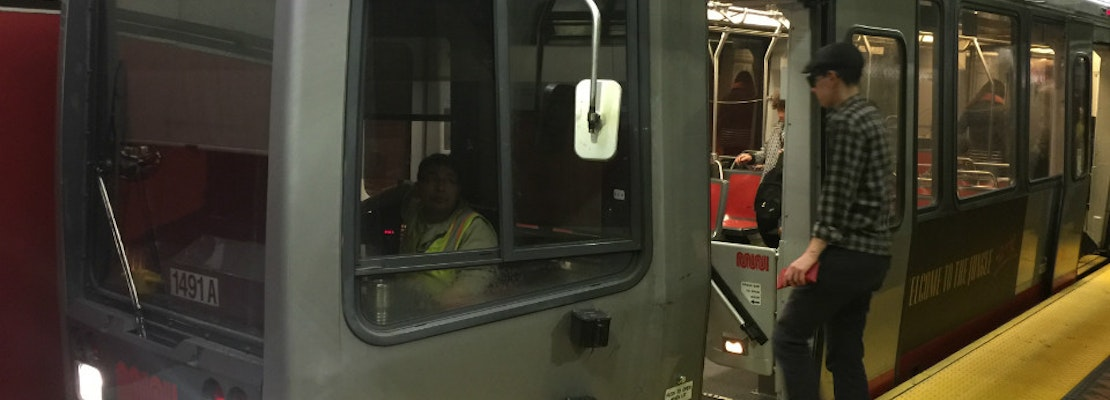 Muni Testing Double-Stopping In 3 Downtown Stations This Week