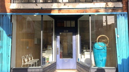 Divis' Q Spa Raises Over $1K For The Asian Women's Shelter