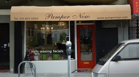 'Pamper Now' Softly Opens On Divisadero