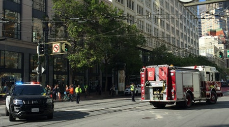 FiDi & North Beach Crime Roundup: Arrest In Coit Tower Shooting, Makeup Robbery, Cyclist Hit