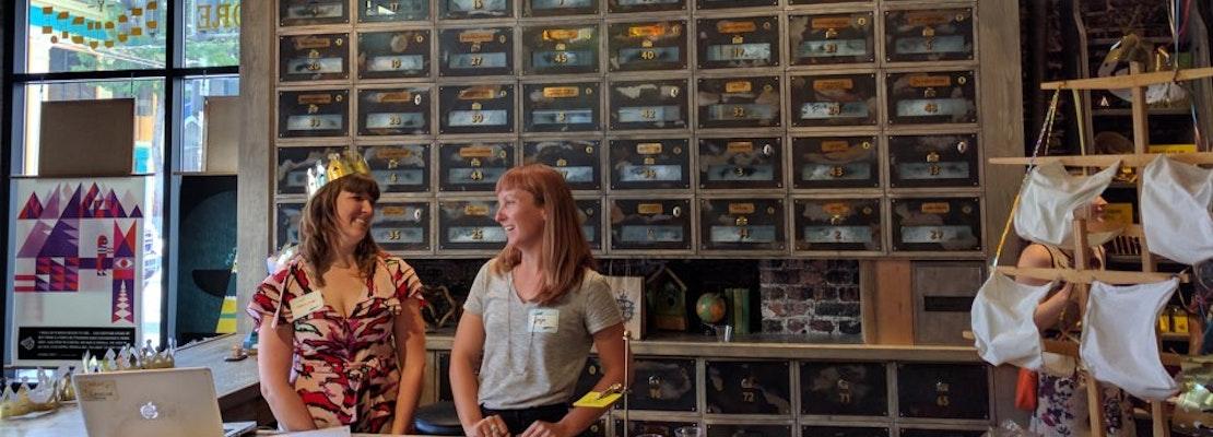 826 Valencia Tenderloin Center Now Open For Writing, Tutoring, Exploring