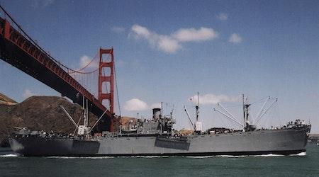 Liberty Ship SS Jeremiah O'Brien Sets Sail This Summer