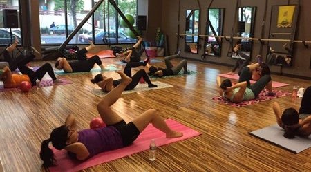 Shake up your workout routine at one of Oakland's 5 favorite fitness studios