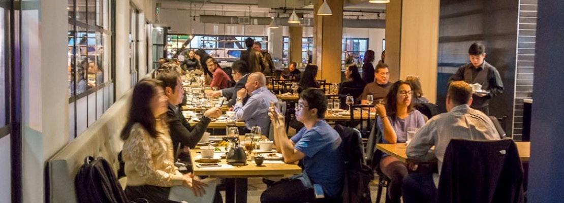 SoMa Food News: Tēo Opens, Pentacle Coffee To 6th Street, More Burmese On The Way